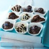 Chocolate Covered Blueberries: Healthy Treat