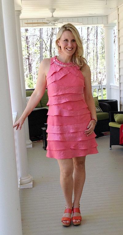 Frugal Fashionista $5 dress