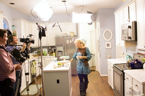 Behind the scenes of cooking with incourage
