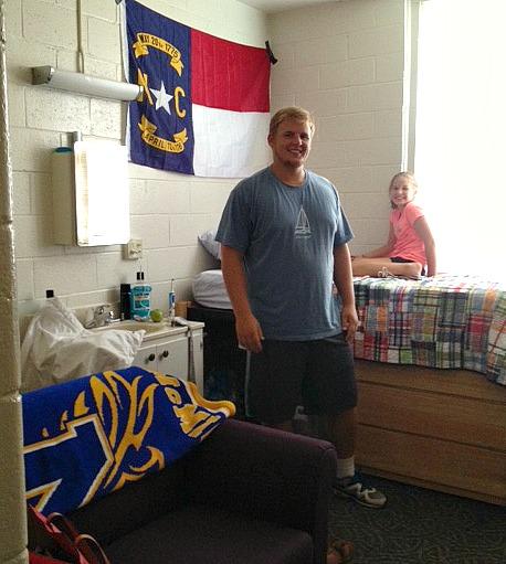 college dorm life