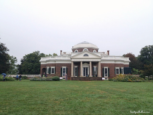 Grounds at Monticello
