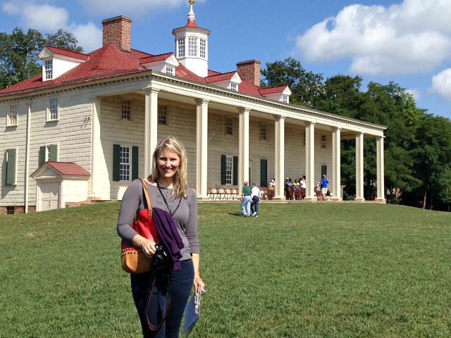 Mount Vernon visit
