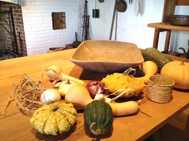 Working Kitchen at Monticello