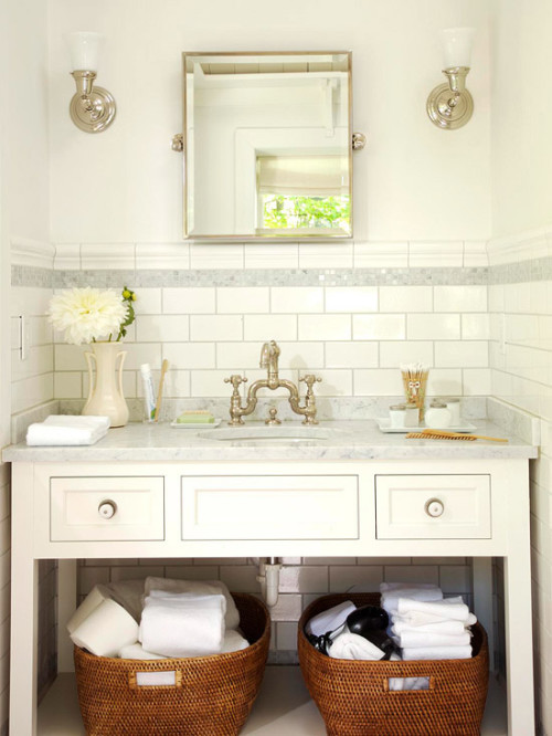Bathroom Speed Clean tips