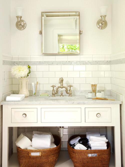 Bathroom Speed Clean tips