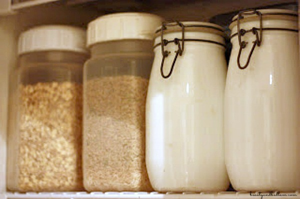 Create Zones when Organizing Your Pantry  Clutter Countdown
