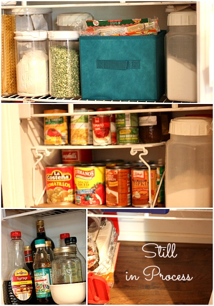 Simple Tips to Organizing a Realistic Pantry