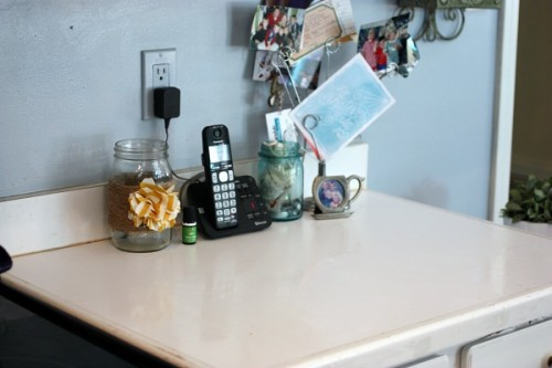 Tips to decluttering kitchen counter