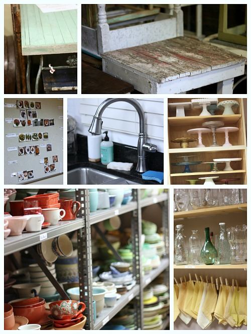 Experiencing a behind the scenes peak at Southern Living Test Kitchens