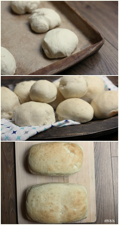 Love making these easy homemade sour cream rolls. So light and delicious!