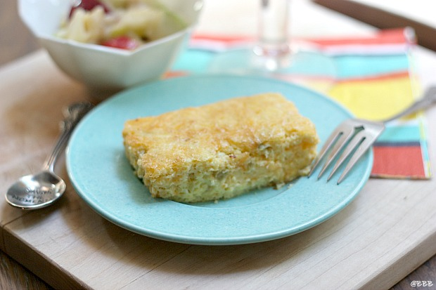 Make up some of this Cheesy Egg Puff and enjoy this delicious dish packed with flavor.