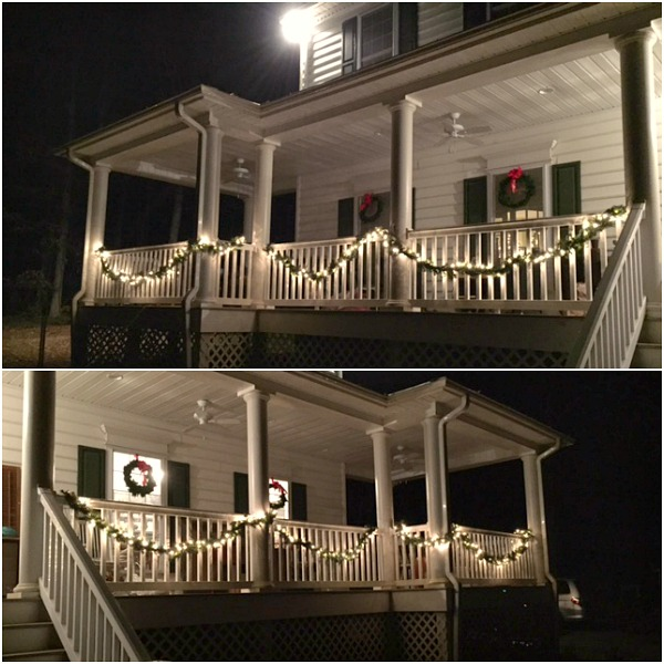 Creating our dream porch over the years
