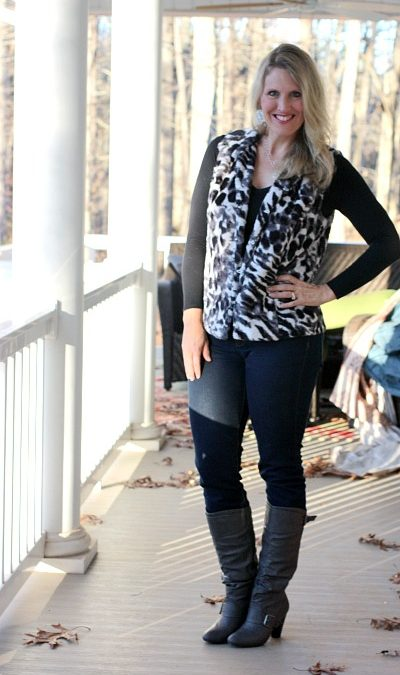 Frugal Fashionista: Simple Party Style
