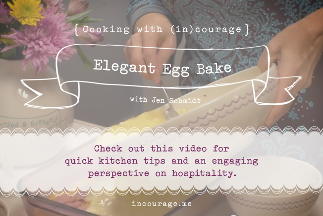 Love this delicious egg bake