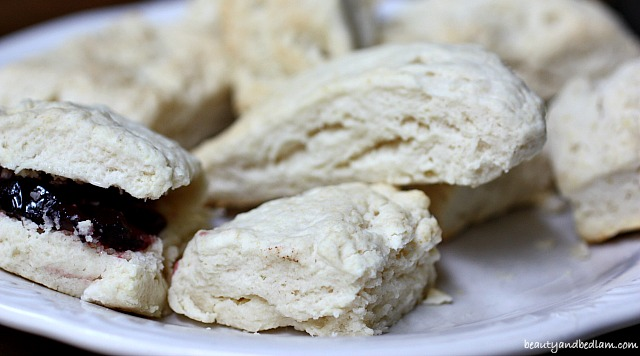 Simple Homemade Biscuits using baking mix