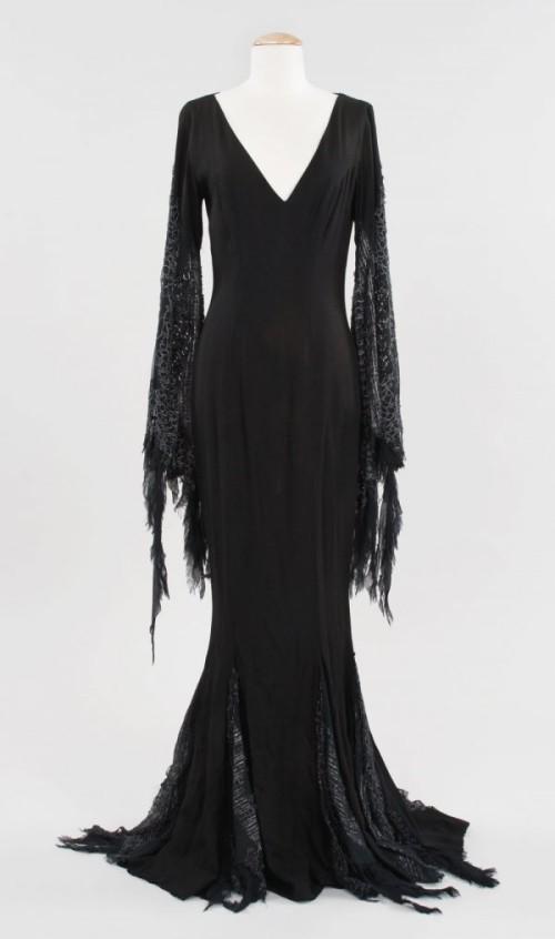 mortica dress