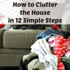 How to Clutter Your House in 12 Simple Steps