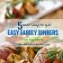 tips-for-easy-family-dinners