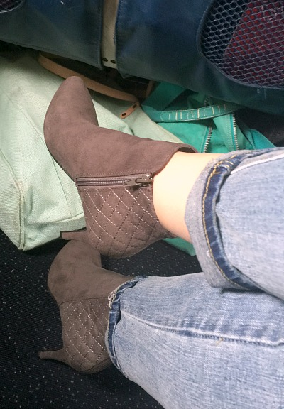 Love these Payless boots - only $15