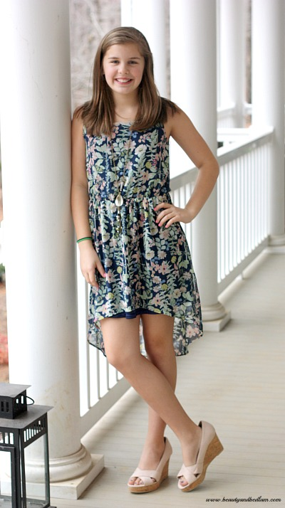 Love this spring dress