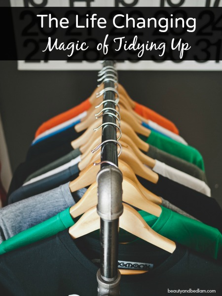 The Life Changing Magic of Tidying Up - such great ideas