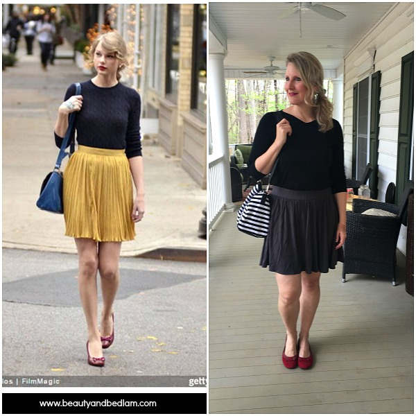 Frugal Fashionista Celebrity Fashion for Less Taylor Swift