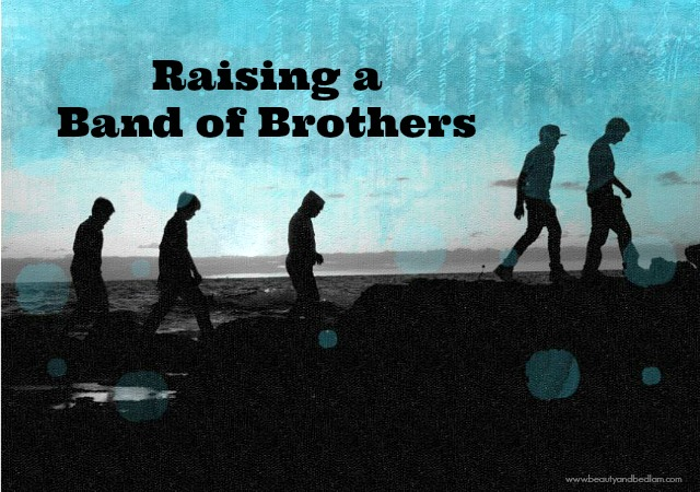 Raising a Band of Brothers – Part 1