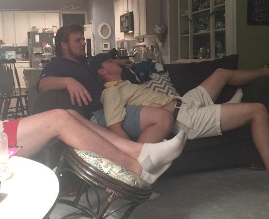 building friendships between brothers