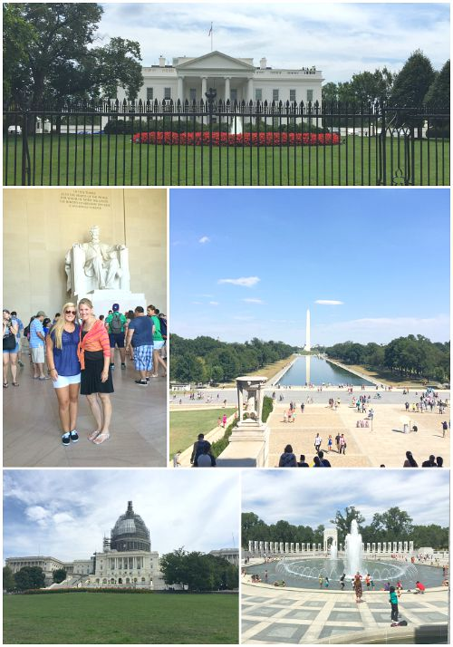 A few sites from Washington DC