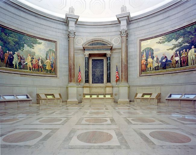 Rotunda National Archives