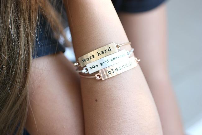Such amazing bracelets