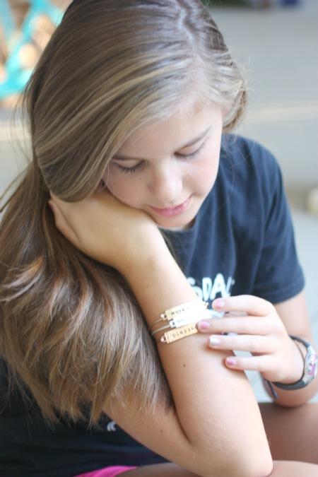 Such neat bracelets