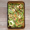 Healthy Green Bean and Onion Casserole #wholefoods
