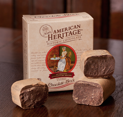 American Heritage Chocolate and amazing recipes