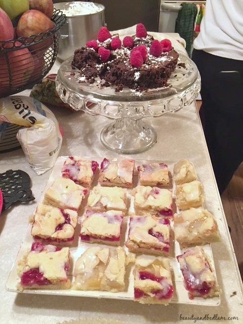 Another easy dessert that tastes gourmet - Cherry Pie Bars