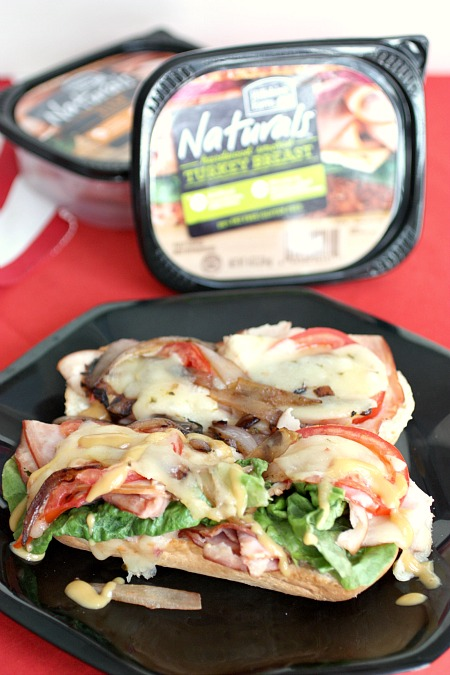 My favorite go to lunch meat is Hillshire Farm Naturals