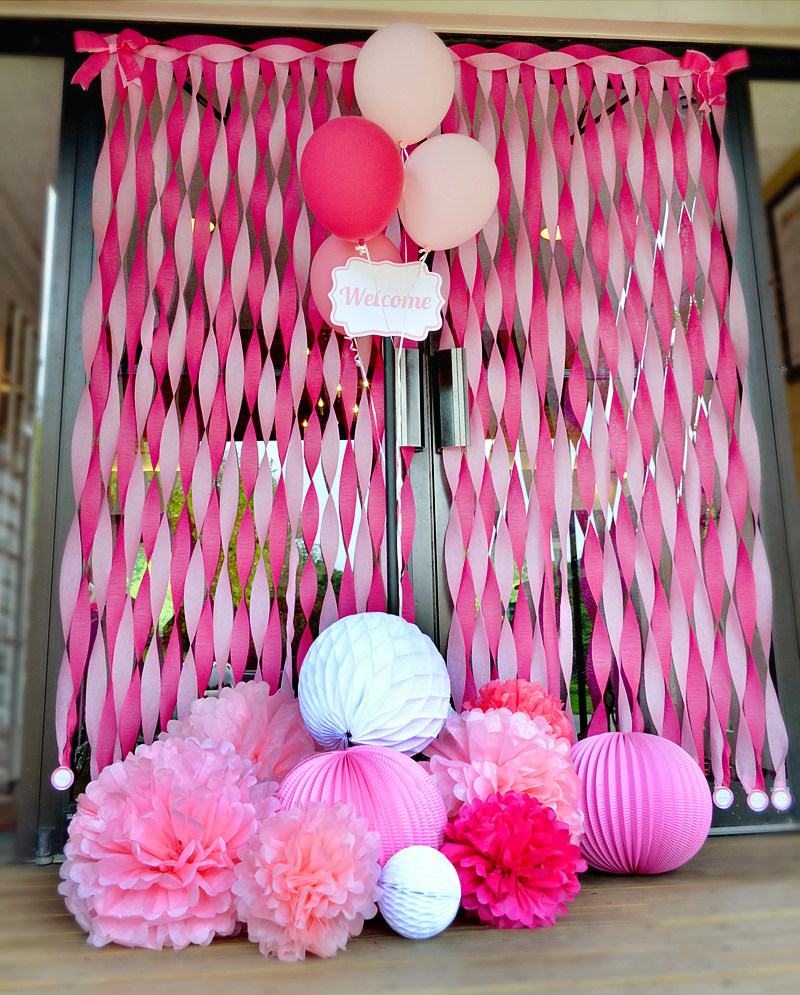 streamers-for-party-ideas