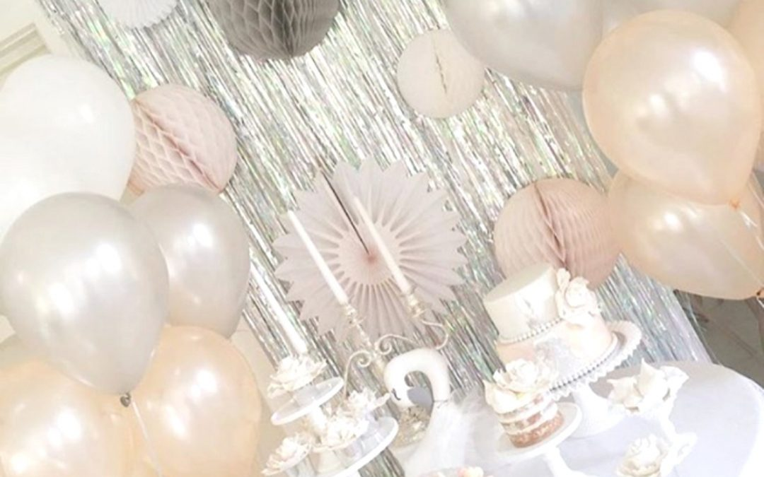 15 Minute Party Planning Ideas: Create One Focal Point