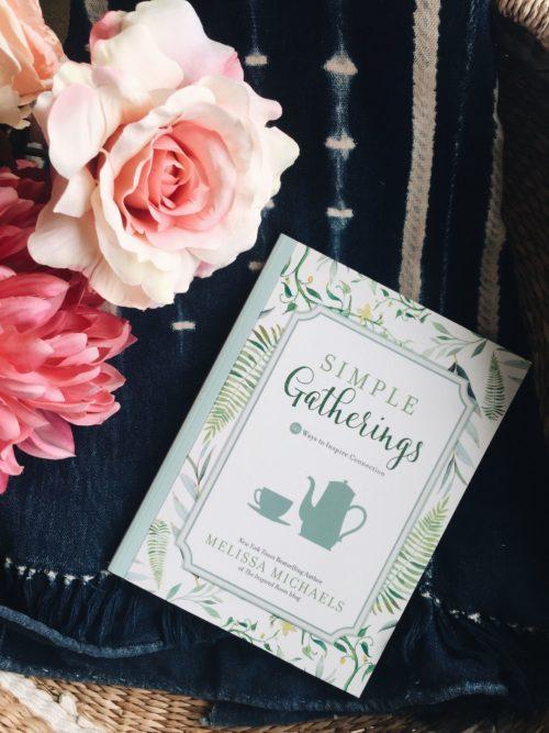 Simple Gatherings create cozy home