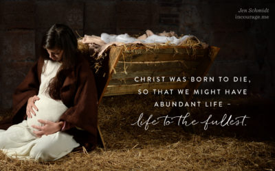 The Christmas Story Through Mary's Eyes